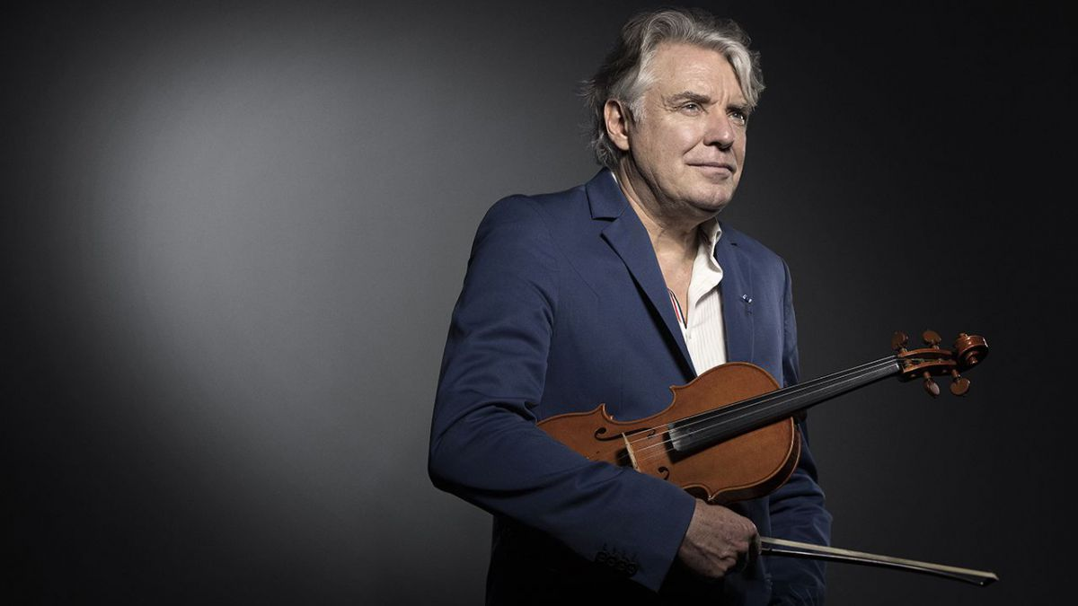 Le virtuose du violon Didier Lockwood