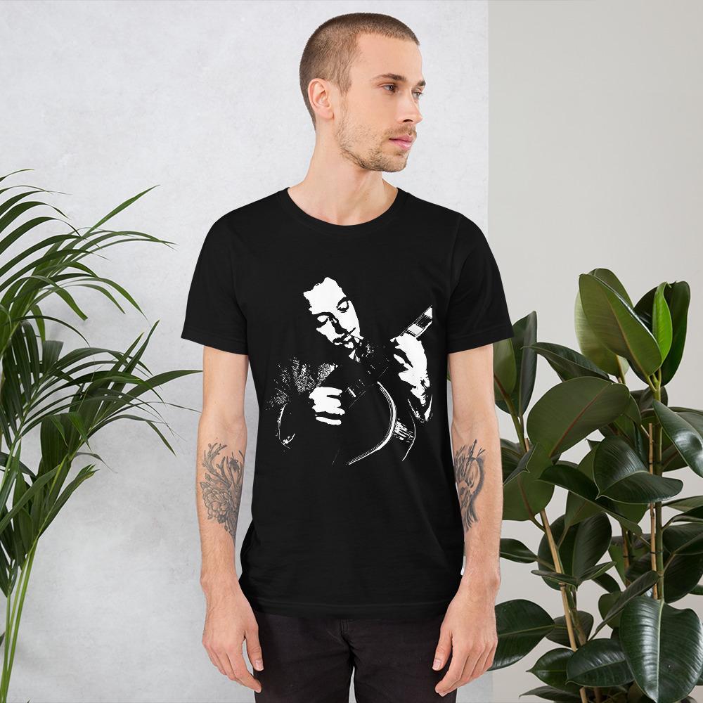 T-shirt Django Reinhardt