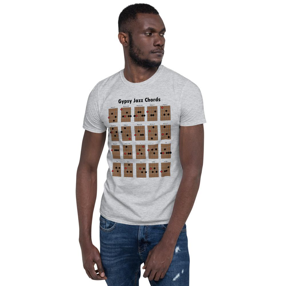 T-shirt Gypsy Jazz Chords